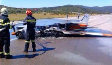 Rijeka, Cesna, avionska nesreća