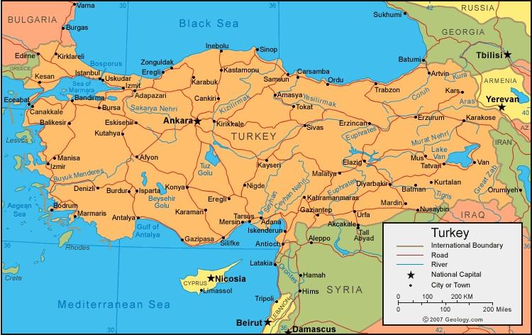 Snazni Potresi Pogodili Tursku I Makedoniju Vijesti Me