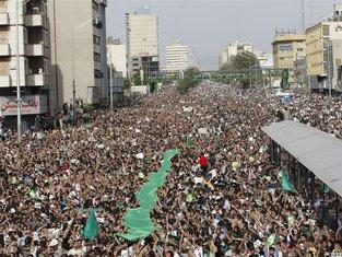 Iran protesti