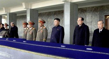 Sjeverna Koreja lideri