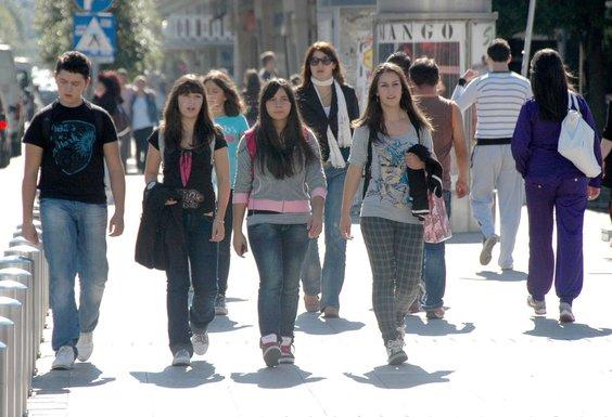 Šetnja Podgorica