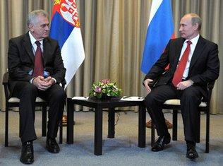 Nikolić i Putin