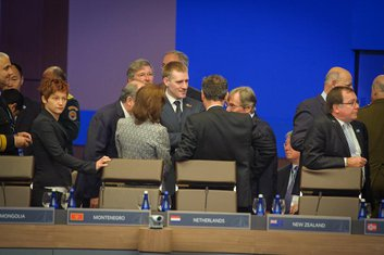 Igor Lukšić, NATO samit