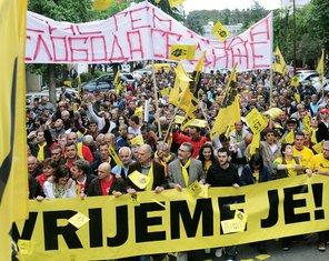 protest 15. maj