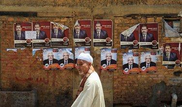 Egipat, predsjednički izbori