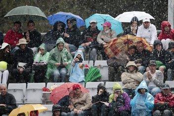 Kiša u Rimu