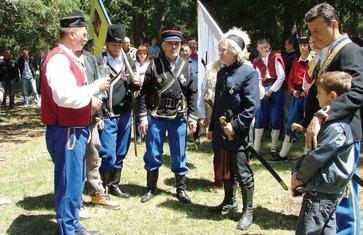 Hajduci, Jataci, Komite, Kozaci