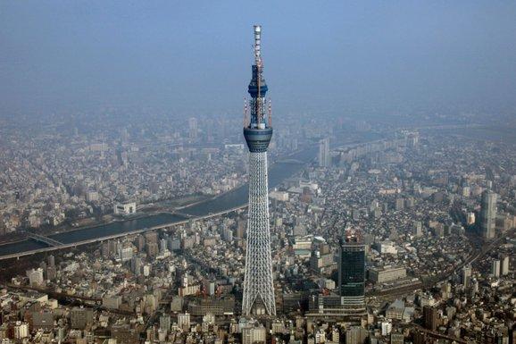 Tokio toranj