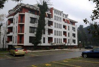 zgrada, listing