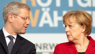 Merkel smijenila ministra