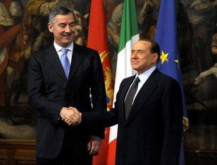 Đukanović Berluskoni