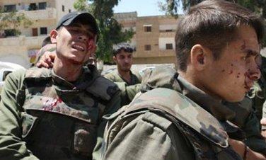 Sirija posmatrači mina