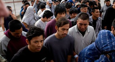 imigranti, SAD