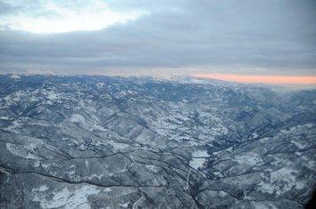 snijeg Crna Gora