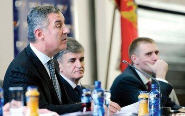 Đukanović, Marović, Lukšić