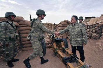 turska vojna ofanziva na PKK