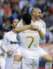 Benzema i Ronaldo