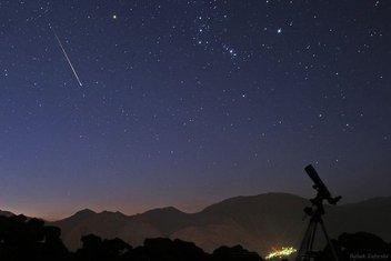 meteorska liša