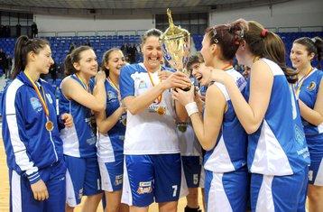Budućnost Podgorica košarkašice