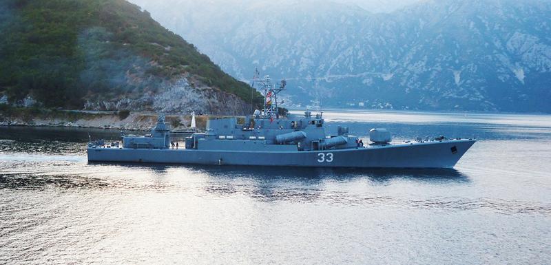Patrolni brod P-33