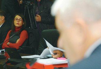 Vanja Ćalović, Duško Marković