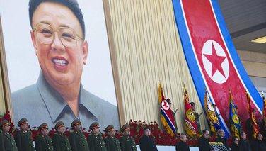 Kim Džong Il žalost