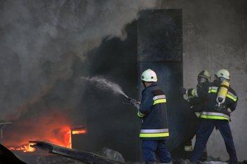 Požar Primorka