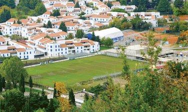 stadion Mogrena