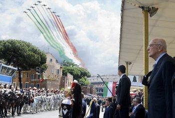 Italija proslava