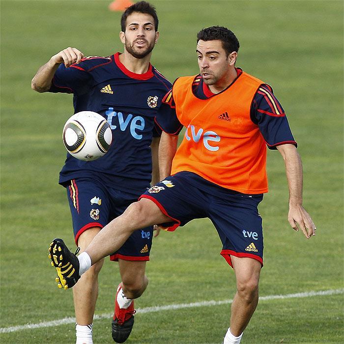 Fabregas i Ćavi