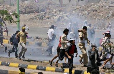 Neredi u Jemenu