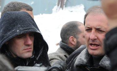Lukšić Kolašin i Mojkovac, snijeg