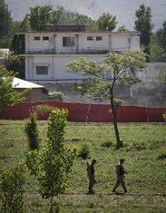 Osama bin Laden, kuća