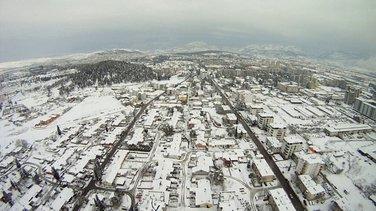 Podgorica snijeg