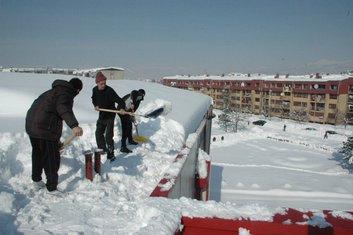 snijeg krov
