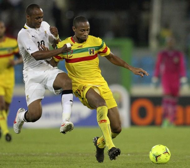 Mali - Gana