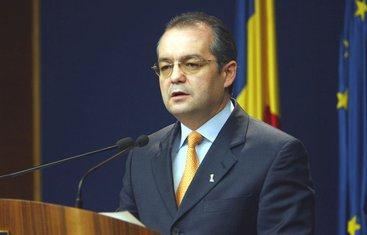 Rumunski premijer Emil Bok