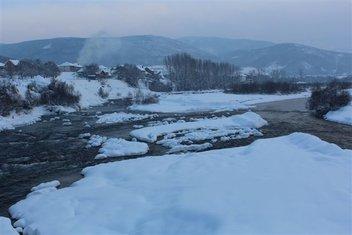 Berane, snijeg