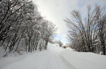 snijeg, ivanova korita
