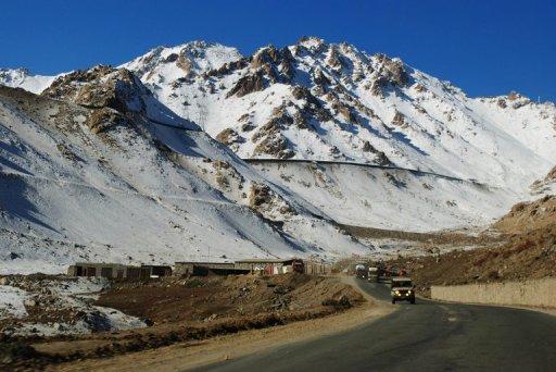 Avganistan, lavina