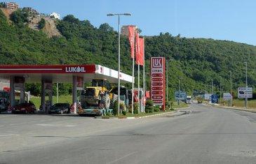 benzinska pumpa Jaz