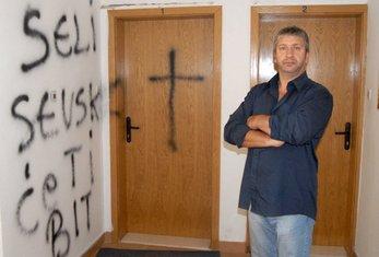 Rizo Alković grafit