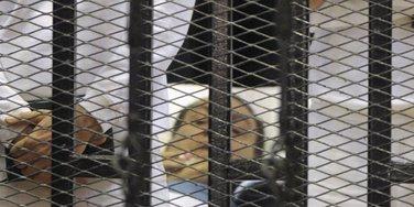 Hosni Mubarak u zatvoru