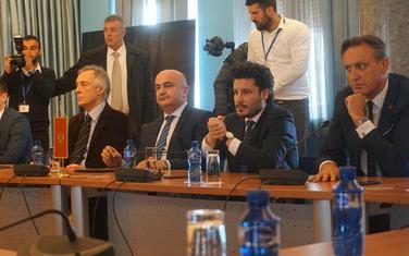 Izborne reforme uslovili tehničkom vladom: Lideri opozicije