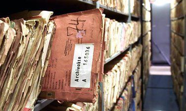 arhiva Štazi