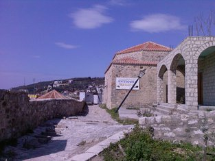 Stari grad, Ulcinj