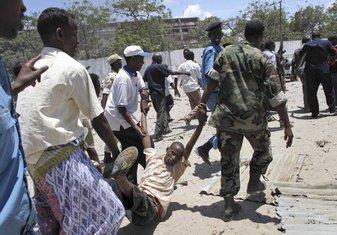 Somalija, Mogadiš