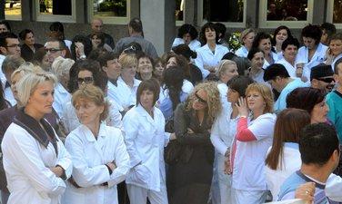 štrajk medicinara