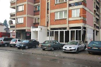 eksplozija, Berane