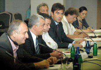 Mandić, Bulatović, Medojević
